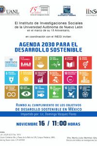 16 Agenda 2030
