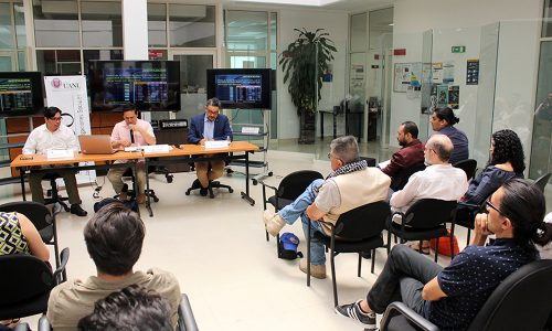 """""""Evaluación de hermanamientos medio ambientales: el caso de la ciudad de Monterrey"""", Dr. Rodrigo Tovar Cabañas."""