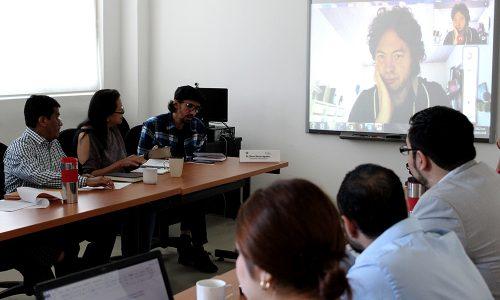 """Dr. Óscar García Agustín, """"Movimientos sociales, comunes urbanos y debates sobre la Sustentabilidad""""."""