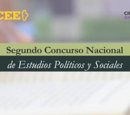 Segundo Concurso Nacional de Estudios Políticos y Sociales