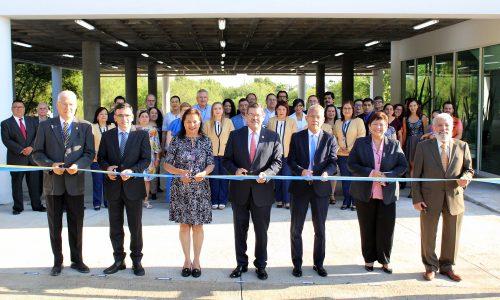 Inauguración Biblioteca del Instituto de Investigaciones Sociales