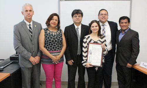 """Examen de grado de Doctorado, Mtra. Lilia Maricela Mendoza Longoria. """"Salud y Desarrollo Humano Sustentable: Hacia la construcción de un Índice de Equidad en Salud"""""""