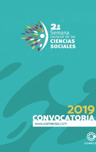COMECSO 2019 Convocatoria