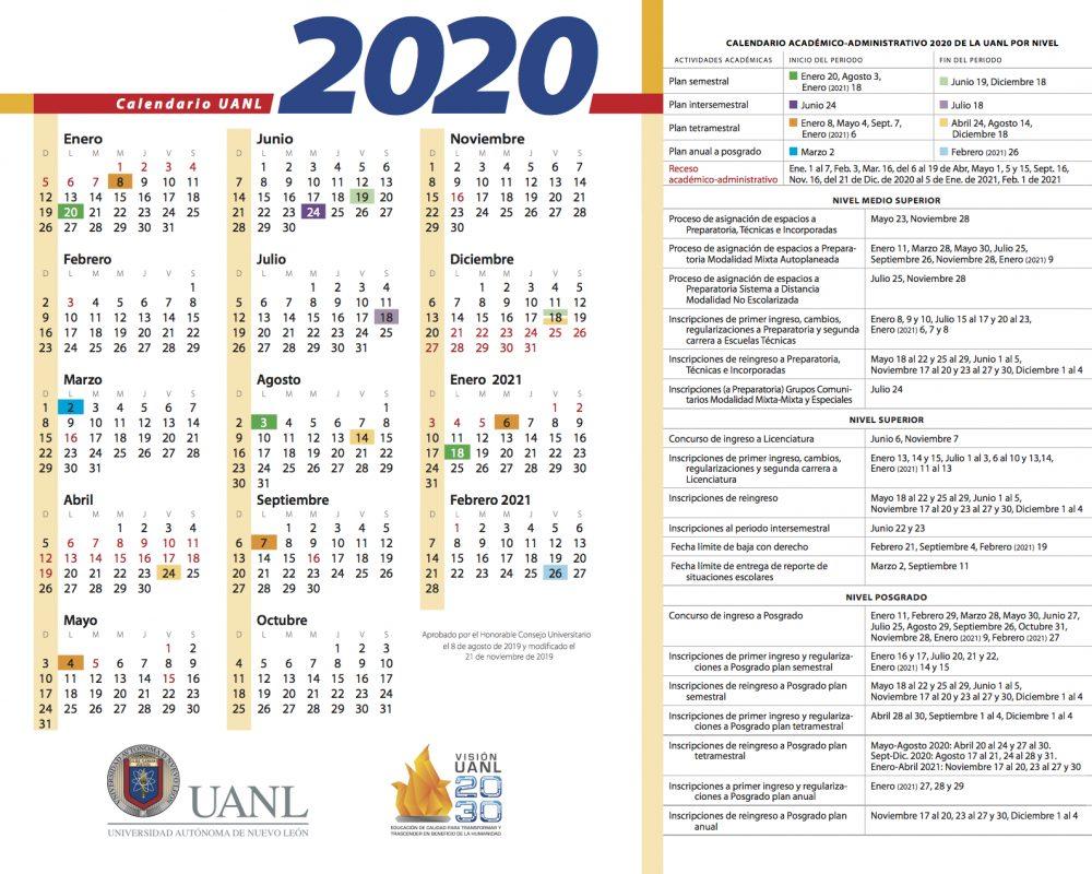 calendario2020uanl