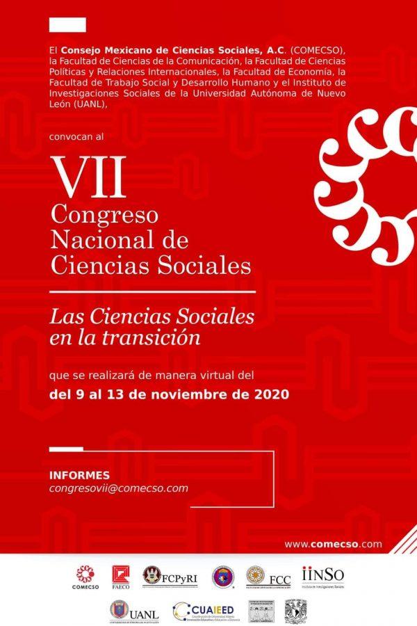 VII Congreso Nacional de ciencias Sociales